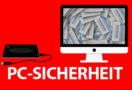 Computer-Sicherheit-Schulung bei Projekt Lernhilfe Computerschule in der Wedemark, Langenhagen, Kaltenweide und Schwarmstedt